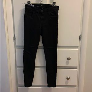 STS Blue Emma Ankle Skinny Jean in Black Size 25